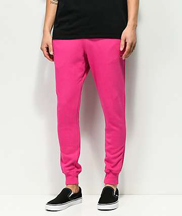 Champion Reverse Weave Pink Jogger Pants