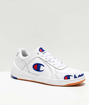 Champion Super C Court Low White Shoes