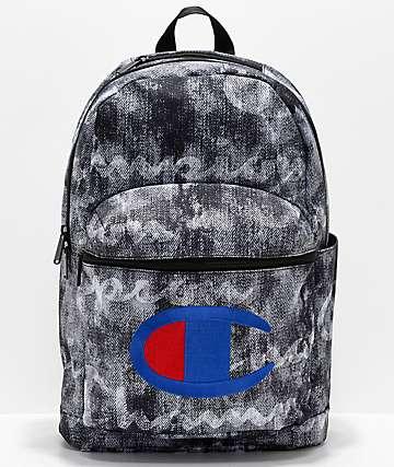 Champion Supercize 2.0 Black Combo Backpack