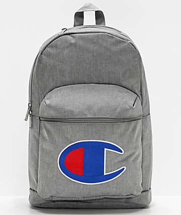Champion Supercize 2.0 Grey Backpack