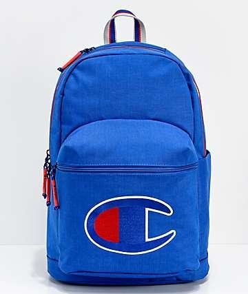 Champion Supercize Blue Backpack
