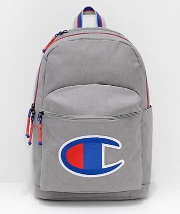c29dba8bdd Champion Supercize Grey Backpack
