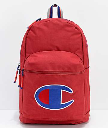Champion Supercize Red Backpack