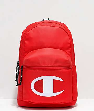 a8de8994a68c Champion Advocate Grey Backpack.  59.95. Champion Supercize Red Mini  Backpack
