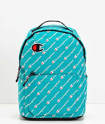 Champion Supercize Vivid Teal Mini Backpack