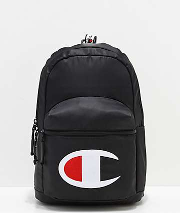 Champion Supercize mini mochila negra