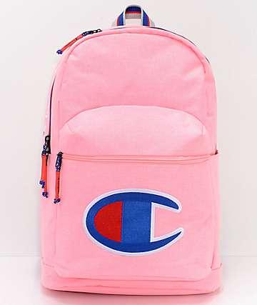 Champion Supercize mochila rosa