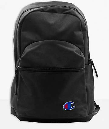 Champion Supersize Deep Teal Mini Backpack