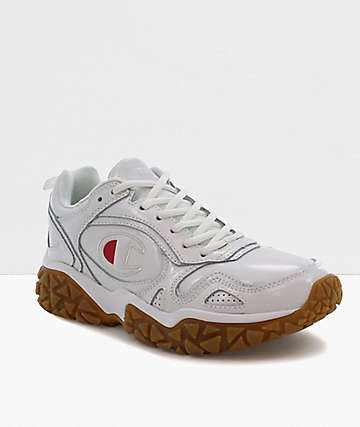 Champion Tank Tender White Shoes