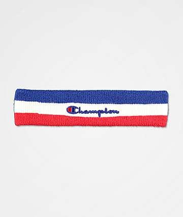 Champion Terry USA Headband