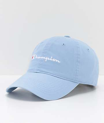 Champion Upstate Blue Strapback Hat