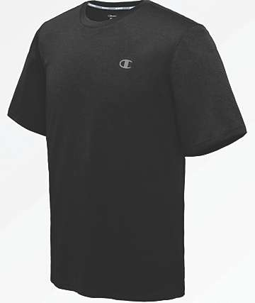 Champion Vapor Heather Black T-Shirt