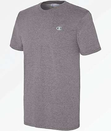 Champion Vapor Oxford Grey T-Shirt