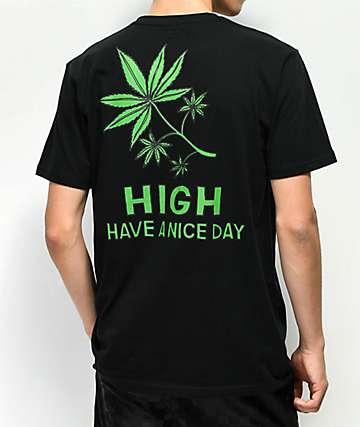 Chinatown Market High Day camiseta negra