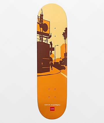 "Chocolate Anderson City Series 8.125"" Skateboard Deck"