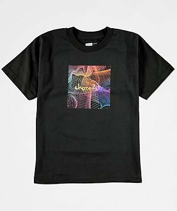 Chocolate Boys Gravity Black T-Shirt