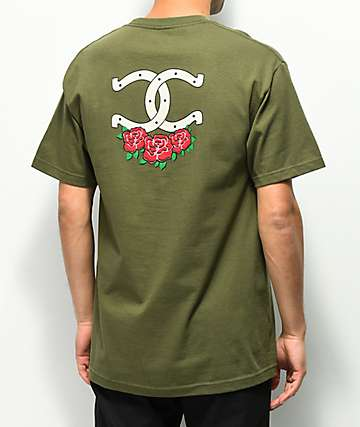 Chocolate City Cowboys Green T-Shirt