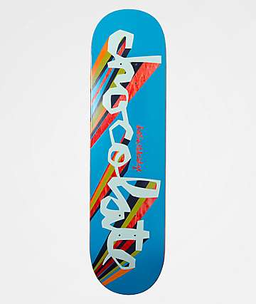 "Chocolate Eldridge OG Chunk 8.25"" Skateboard Deck"