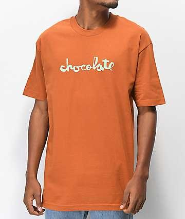 Chocolate OG Chunk camiseta naranja