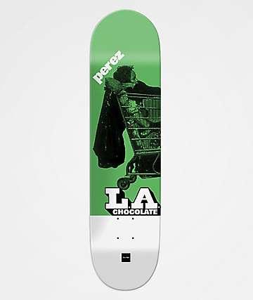 "Chocolate Perez Angel City 8.3"" Skateboard Deck"