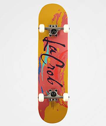 "Chocolate Roberts La Crob 7.75"" Skateboard Complete"