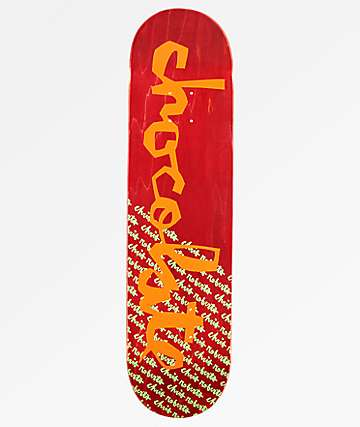 "Chocolate Roberts OG Chunk 8.0"" Skateboard Deck"