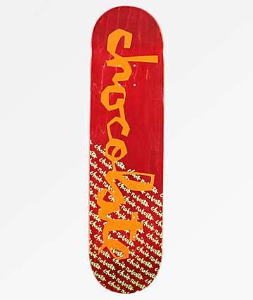 "Chocolate Roberts OG Chunk 8.0"" Skateboard Deck"
