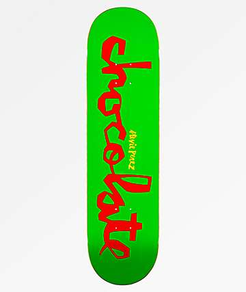 "Chocolate Stevie OG Chunk 8.25"" Skateboard Deck"