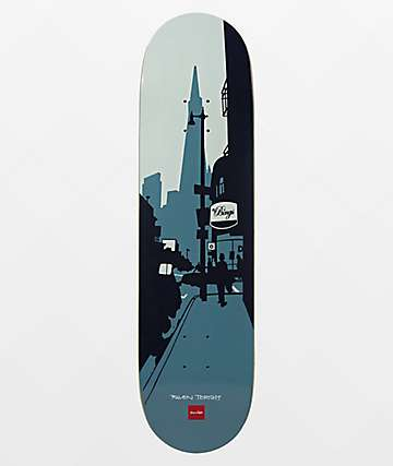 "Chocolate Tershy City Series 8.25"" Skateboard Deck"