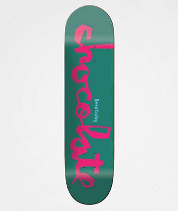 "Chocolate Tershy Original Chunk 8.5"" Skateboard Deck"