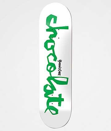 "Chocolate Yonnie OG Chunk 8.0"" Skateboard Deck"