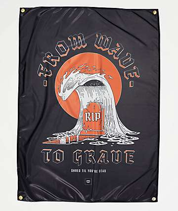 Chomp From Wave To Grave Banner