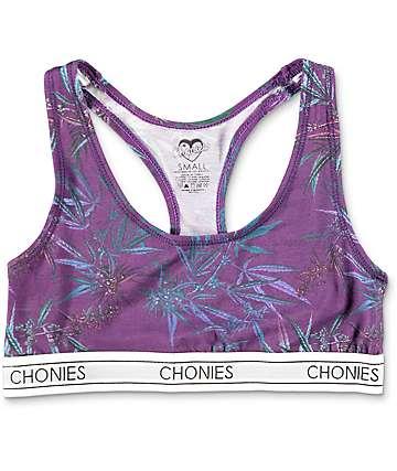 Chonies Purple Haze sujetador deportivo