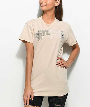 Civil Anti Romantic Khaki T-Shirt