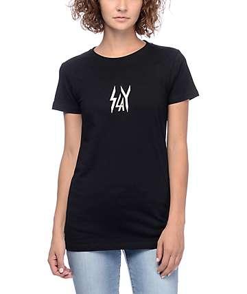 Civil Slay Black T-Shirt