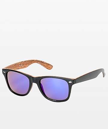 Classic Bali gafas de sol negras