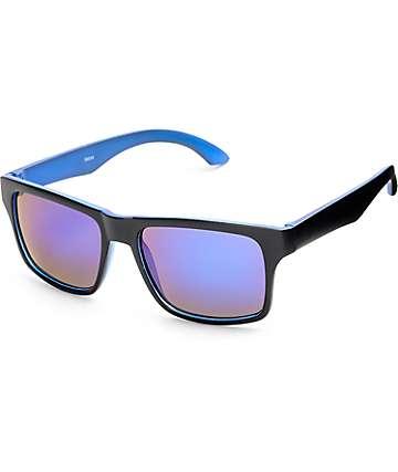 Classic Revo gafas de sol en negro y azul