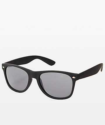 Classic Smooth Operator gafas de sol en negro mate