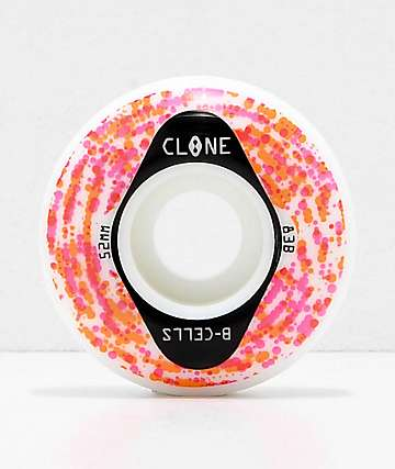 Clone Wheels by AWS B-Cells 52mm 83b Skateboard Wheels