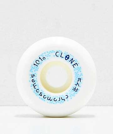 Clone Wheels de AWS Chromosome Conicals 54mm 101a ruedas de skate