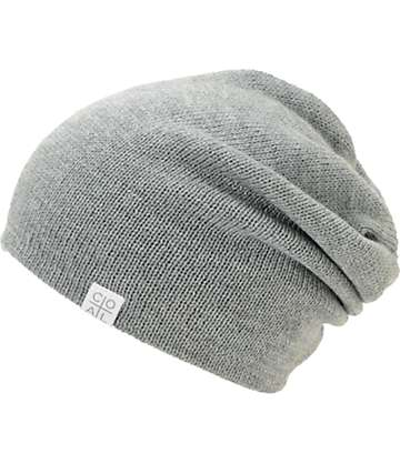 Coal FLT Heather Grey Beanie