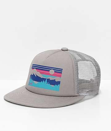 Coal Seneca Grey Trucker Hat