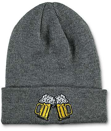Coal The Crave Beer Grey Beanie