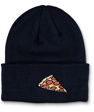 Coal The Crave Pizza Navy Beanie