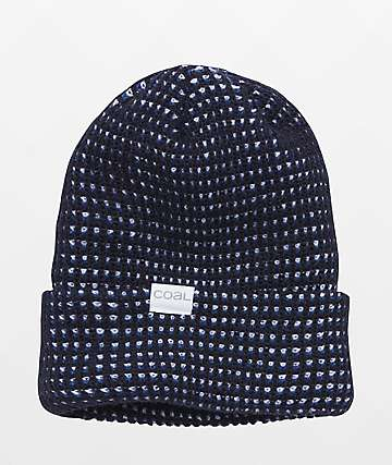 Coal The Davey Navy Beanie