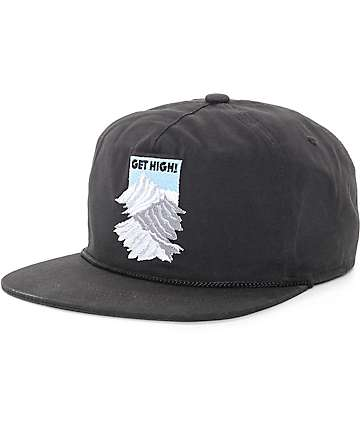 Coal The Great Outdoors Black Hat