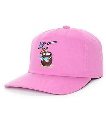 Coal The Oasis gorra snapback en rosa