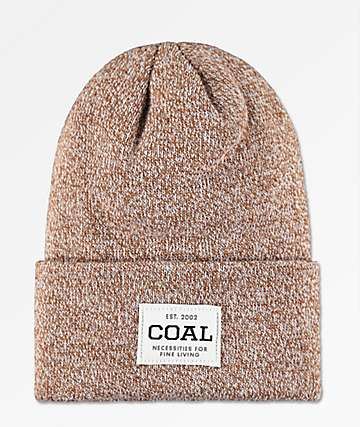 Coal Uniform gorro con vuelta