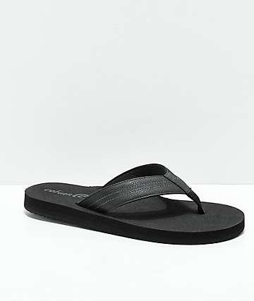 Cobian The Costa Black Sandals