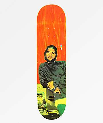 "Color Bars x Boyz N The Hood Doughboy 8.0"" Skateboard Deck"